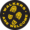 Marsden Walkers are Welcome logo